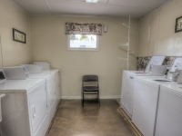 Dexter Shores Laundry Room